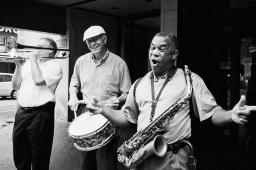 Hartley's Jazz Jams Vol. 1
