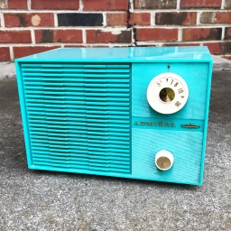 Admiral Y-2998 Radio Restoration