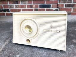 General Electric T-104A Radio Restoration