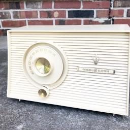 General Electric T-104A Radio Restoration