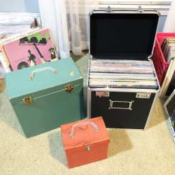 Record Collecting Hobby