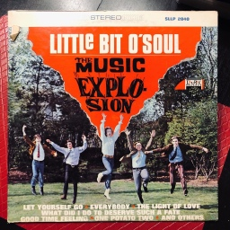 Unusual Thrift Store LPs…