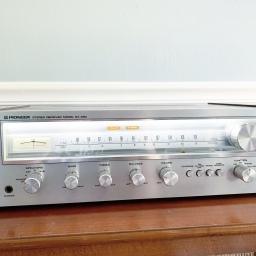 Pioneer SX-450 Restoration