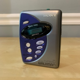 Sony Walkman Repair