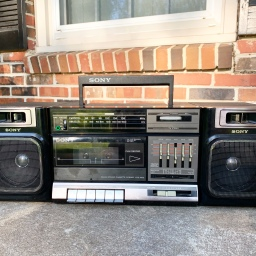 Sony CFS-1000 Boombox Radio Repair