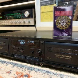 Sony TC-WR535 – Cassette Deck – Belt Replacement