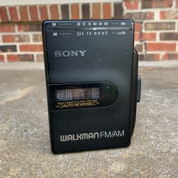 Sony Walkman WM-F2061 Repair